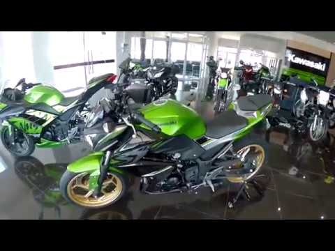 [EP14] 1/2 รีวิว Kawasaki Z300 & Ninja 300 2017 แถม H2 ให้ด้วยนิดๆ