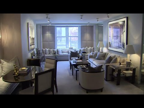 A tour inside Brian Gluckstein's NYC condo