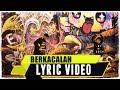 ANJAR OX 39 S Berkacalah Feat ECKO SHOW Lyric Video
