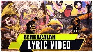 ANJAR OX'S - Berkacalah [ Feat. ECKO SHOW ] ( Lyric video )