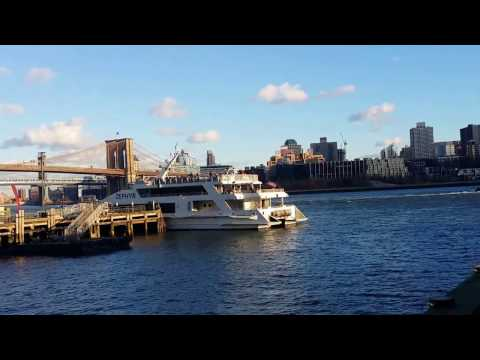 RIVER SHIP TO PORT MANHATTAN HATSON RIVER NEW YORK 30/12/2016  223948