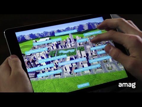 AMAG App für Lehrstellensuche