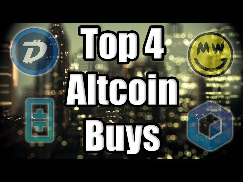 TOP 4 ALTCOINS TO BUY IN MARCH!!! Best Cryptocurrencies to Invest in Q2 2019! [Bitcoin News]