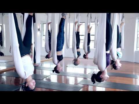 Sky-lab Aerial Yoga | Aerial Fitness thumbnail