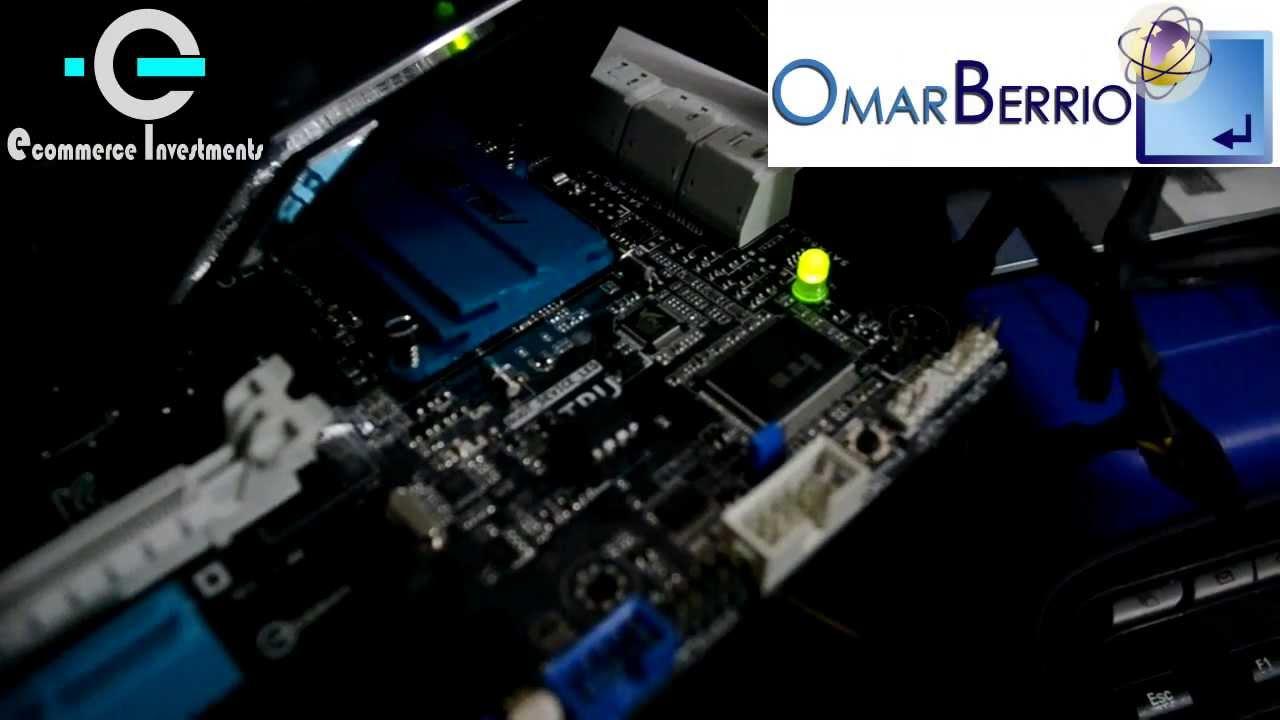 Problema ASUS M5A99X EVO R2 0 CPU Led Rojo