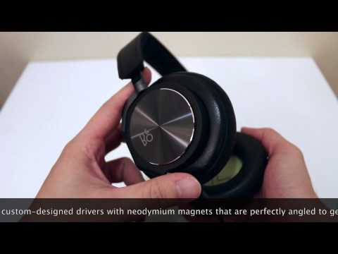 Bang & Olufsen BeoPlay H6 Headphones Unboxing and Overview