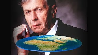 How to build a working model of a flat Earth?! - Raw Space Presents: Bob the Science Guy