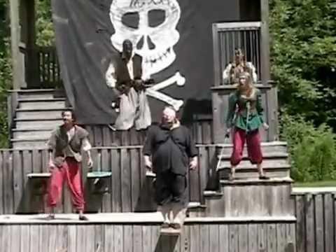 3 Pirates & a Puritan (2006 Sterling Renaissance Festival)