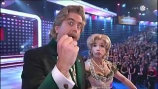 Wolfgang und Anneliese Lied beim Deutschen Fernsehpreis