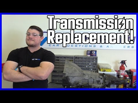 How to Replace an Automatic Transmission | Step by Step