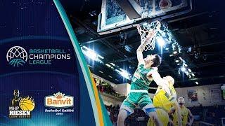MHP RIESEN Ludwigsburg v Banvit - Highlights - Basketball Champions League 2018-19