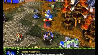 Warcraft III The Frozen Throne Playthrough : Part 6.2 Shards Of The Alliance