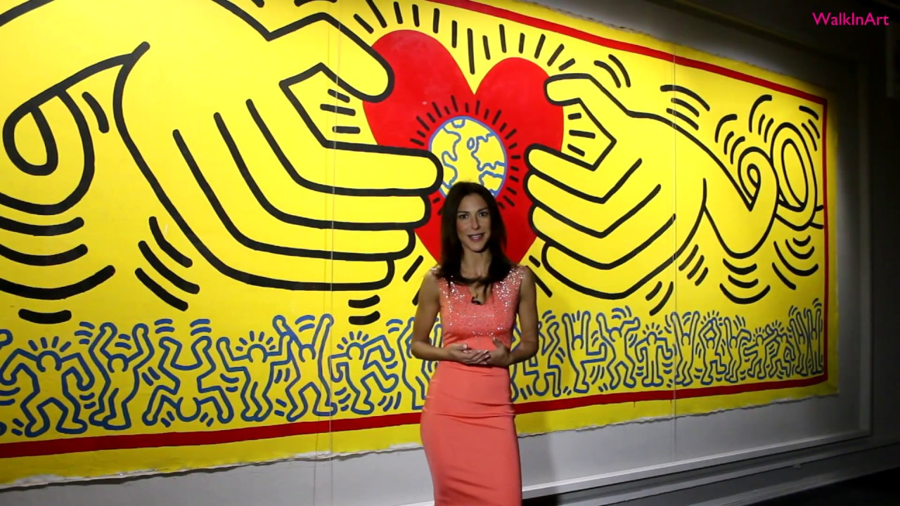 KEITH HARING. About art - Milano, Palazzo Reale.