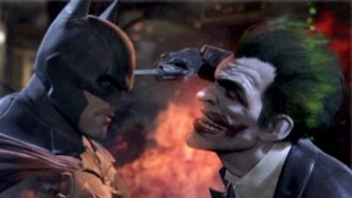 Batman: Arkham Origins - Nowhere To Run Trailer