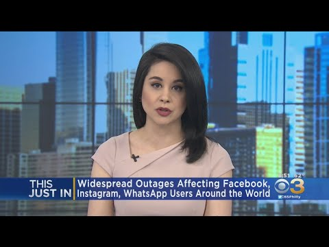 Facebook, Instagram And WhatsApp Experiencing Outages