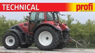 Tractor test explained: Brakes