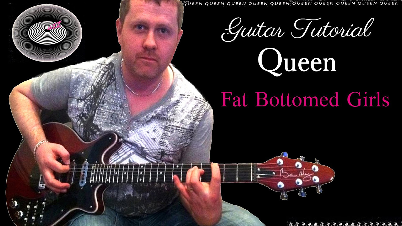 Fat bottom girls tabs your