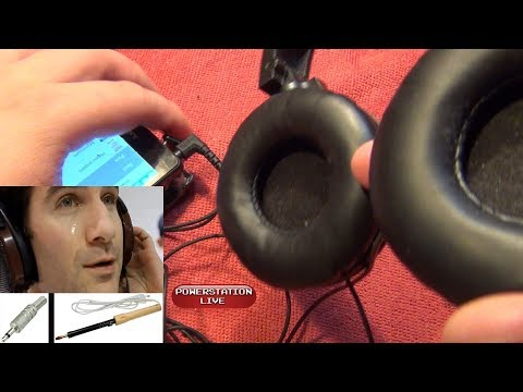 Как починить наушники если одно ухо не работает