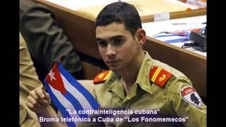 Repeat youtube video Broma telefónica a Cuba:
