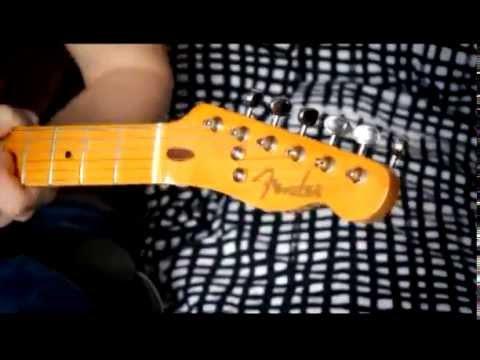 TEST - Fender Pawn Shop '51