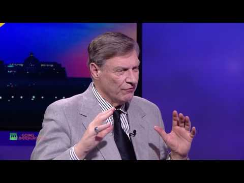Ted Malloch on the EU, Bianca Jagger on Trump & Iraq fights the Visa Ban (437)