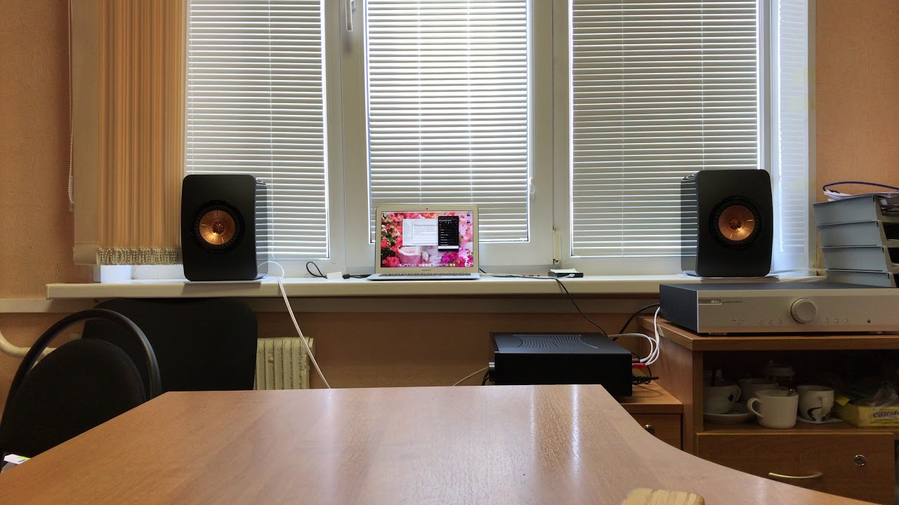 KEF LS50 and Cambridge CXA80 Antonio Vivaldi - The Four Season - Spring