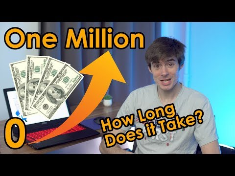 How To Make 1 MILLION Dollars Through INVESTING