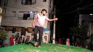 Upanantha ee prema ki song by pavan || allu arjun arya 2 || stage performance