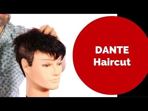 Dante DmC Haircut - TheSalonGuy