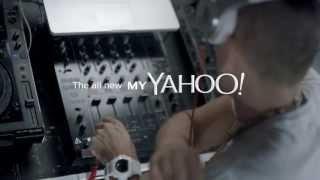 The New My Yahoo feat. DJ Clinton Sparks