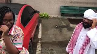 Alhaji Musa in pains (Nedu Wazobia Fm)