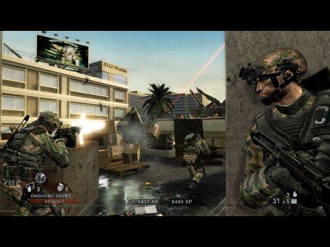 Tom Clancy's Rainbow Six: Vegas 2 - First Mission  
