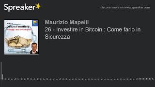 come investire in bitcoin su youtube