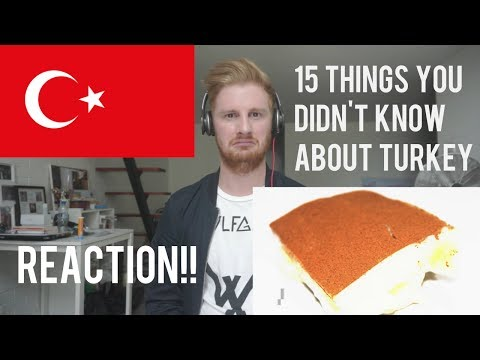 15 Things You Didn't Know About Turkey // REACTION