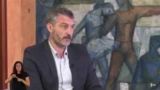 Entrevista integra a Óscar Urralburu en el