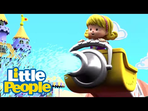Fisher Price Little People 146 | Being Picky Can Get Tricky | New Episodes HD | Kids Cartoon