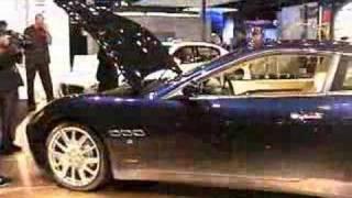 Roadfly.com - 2008 Maserati GranTurismo