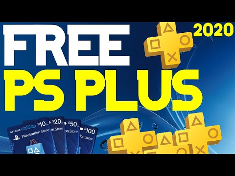 *NEW* How To Get FREE PS PLUS! UNLIMITED FREE PLAYSTATION PLUS TRIAL Method June 2020! *Working*