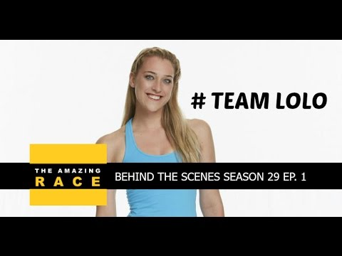 AMAZING RACE SEASON 29 EP. 1 RECAP WITH LONDON OF TEAM LOLO!