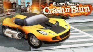 Crash 'n' Burn: Gameplay trailer - a free Miniclip game