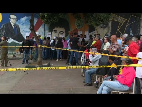 Présidentielle au Venezuela: ouverture du scrutin