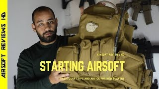 How to start airsoft | Tips & Advice | Ξεκινώντας το airsoft - Συμβουλές & εξοπλισμός