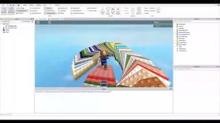 ROBLOX Platform Tool Tutorial: Lua Programmation