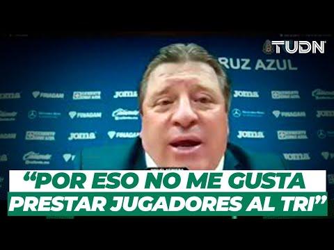 Miguel Herrera EXPLOTA contra la Selección Mexicana: