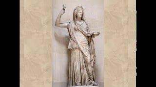 Женщина в Древней Греции