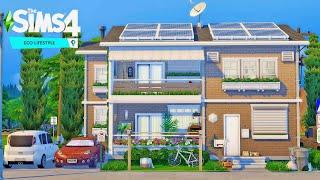 NEWCREST APARTMENT 🏠 Sims 4 no CC Speed Build