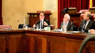 Dott. Francesco Fabbiani convegno del 01 02 2014 Palazzo delle Aquile
