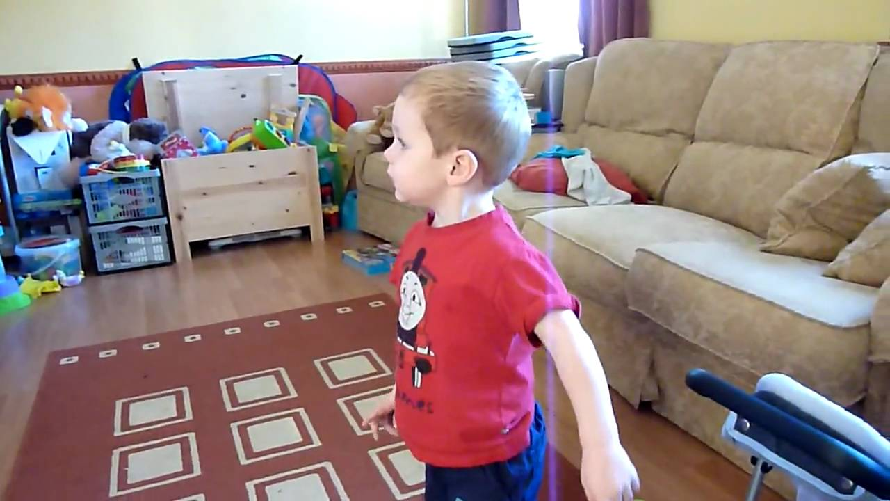 Tumble Tots in brief - YouTube