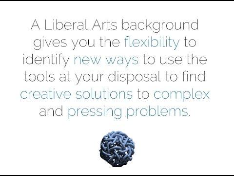 Data and the Liberal Arts Edge: Discussion with Matt Walje