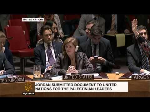 UN Resolution 'not Representative' Of Palestinians